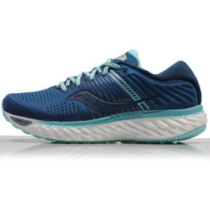 Saucony Triumph 17 Women's Running Shoe Side