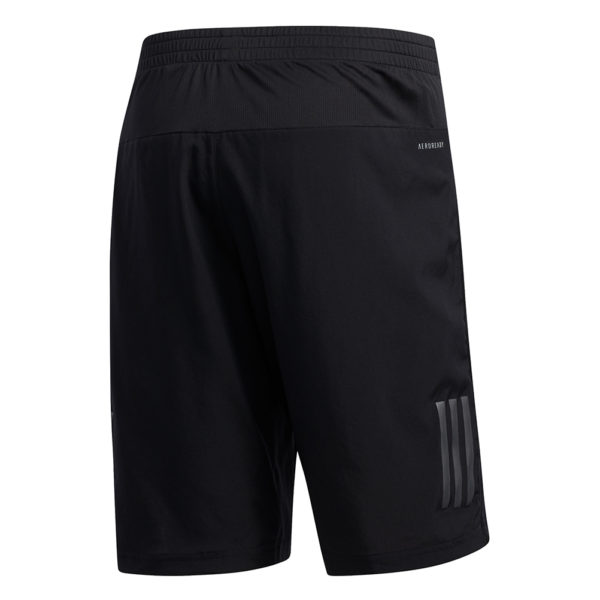 Adidas Own The Run 2in1 5inch Men's Running Short black solar red back