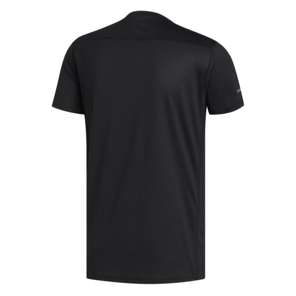adidas Own The Run Short Sleeve Men's black back