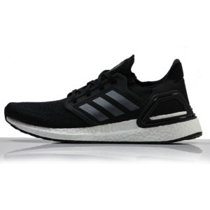 Adidas UltraBoost 20 Men's Running Shoe core black side