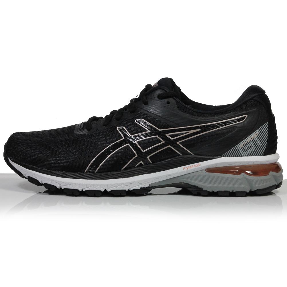Asics GT-2000 v8 Women's Running Shoe - Black/Rose Gold | The ...