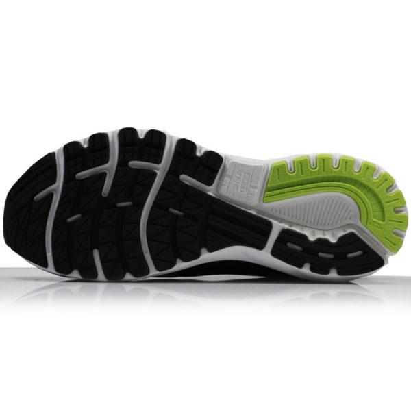 Brooks Adrenaline GTS 20 Men's black lime sole