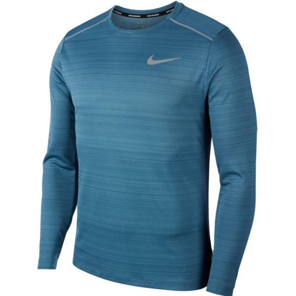 Nike Miler Long Sleeve Men's thunderstorm front