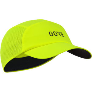 Gore Wear M Mesh Cap neon yellow front