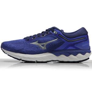Mizuno Wave Skyrise Women's Running Shoe Side