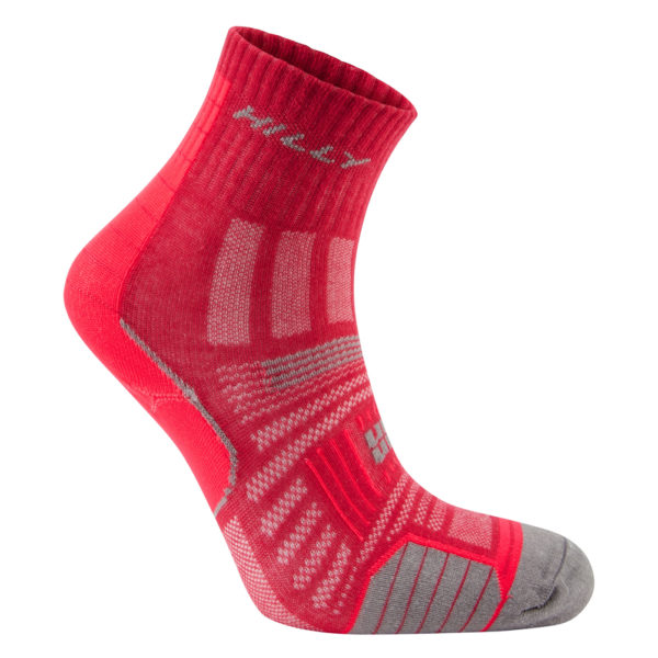 Hilly Twin Skin Anklet Running Sock Side