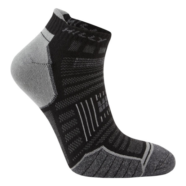 Hilly Twin Skin Socklet Running Sock side