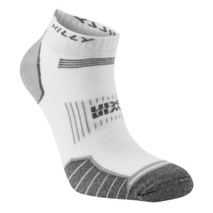 Hilly Twin Skin Socklet Running Sock Front