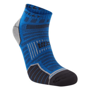 Hilly Twin Skin Anklet Running Sock Front