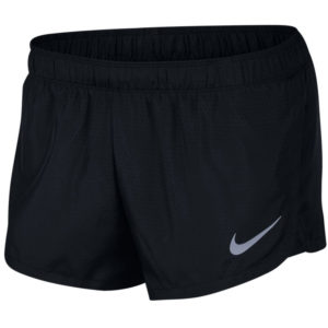 Nike Dry 2inch Men's Running Short Black Front