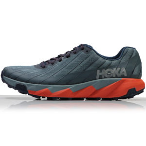 Hoka One One Torrent Men's Trail Shoe - Moonlit Ocean/Lead Side