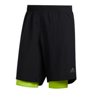 Adidas Own The Run 2in1 5inch Men's Running Short Front