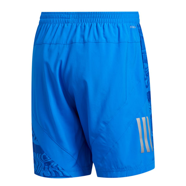 Adidas Own The Run 5 inch Men's Back