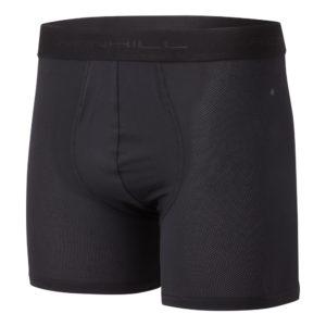 Ronhill Boxer 4.5 Inch Men's Underwear Black Front