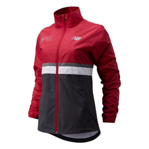 New Balance London Edition Women's Running Jacket Front