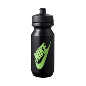 Nike Big Mouth Water Bottle 2.0 black ghost green