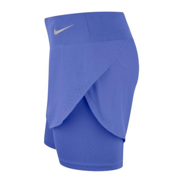 Nike Eclipse 2in1 Women's Running Short Side