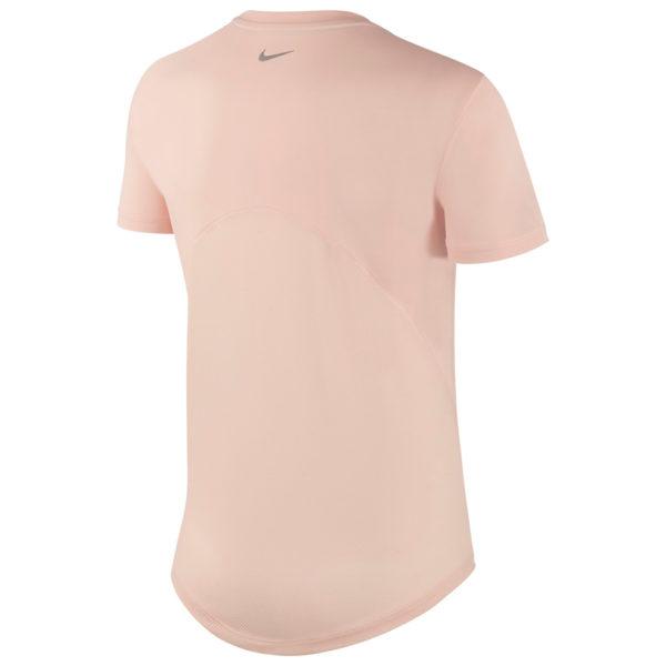 Nike Miler Short Sleeve Women's Back