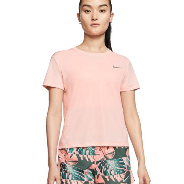 Nike Miler Short Sleeve Women's Model