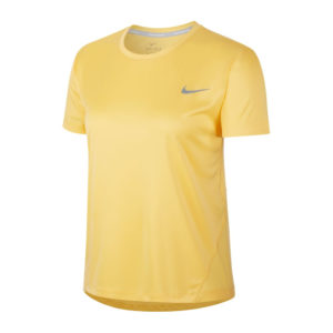 Nike Miler Short Sleeve Women's Front