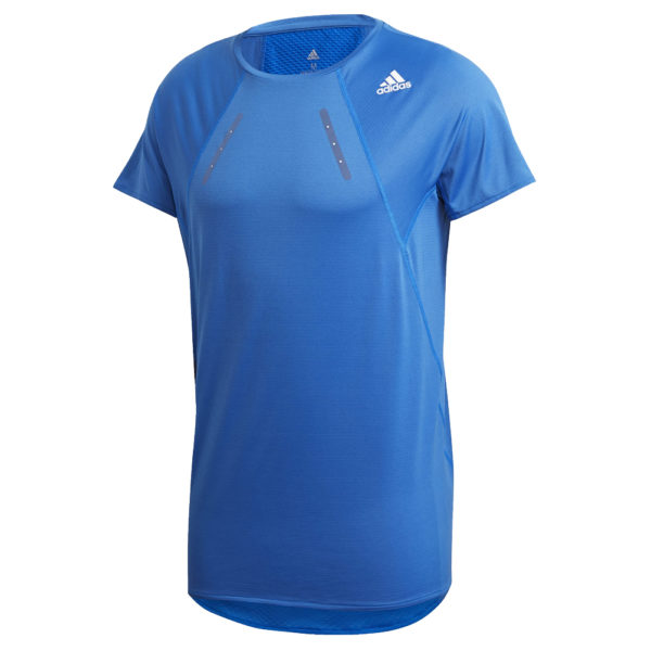 adidas Men's HEAT.RDY Running Tee Front