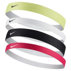Nike Printed Headbands Assorted 4 Pack