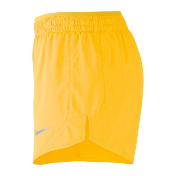 Nike Tempo Luxe 3inch Women's laser orange side