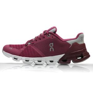 On Cloudflyer Women's Running Shoe Side