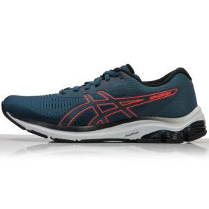 Asics Gel Pulse 12 Men's Running Shoe magnetic blue side