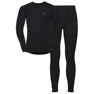 Odlo Active Warm Long Sleeve Baselayer Set Front