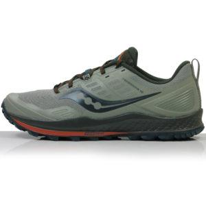 Saucony Peregrine 10 Men's Trail Shoe Side