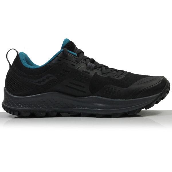 Saucony Peregrine GTX 10 Women's Trail Shoe Back
