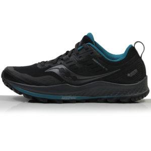 Saucony Peregrine GTX 10 Women's Trail Shoe Side