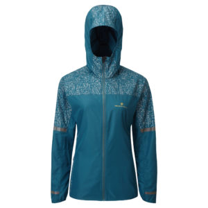 Ronhill Life Nightrunner Women's Running Jacket legion blue front