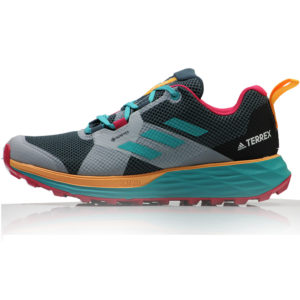adidas Terrex Two GTX Women's Trail Side
