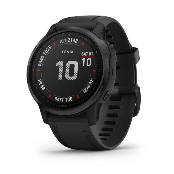 Garmin Fenix 6S Pro GPS Running Watch front