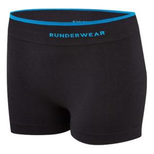 Runderwear Women's Hot Pant black