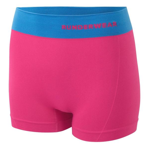 Runderwear Women's Hot Pant pink