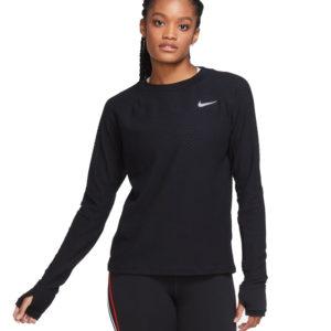 Nike Sphere Long Sleeve Women's Running Crew front