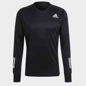 adidas Own The Run Long Sleeve Men's front