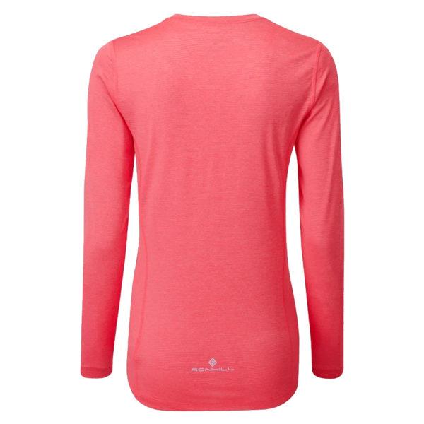 Ronhill Tech Long Sleeve Women's Running Tee Back