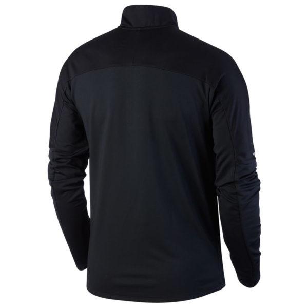 Nike Element Half Zip Men's Back
