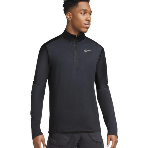 Nike Element Half Zip Men's Model Front