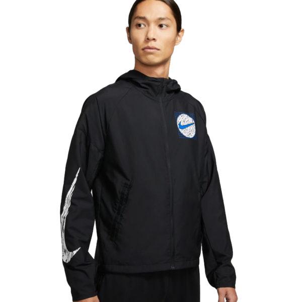Nike Essential Wild RunMen's Running Jacket front