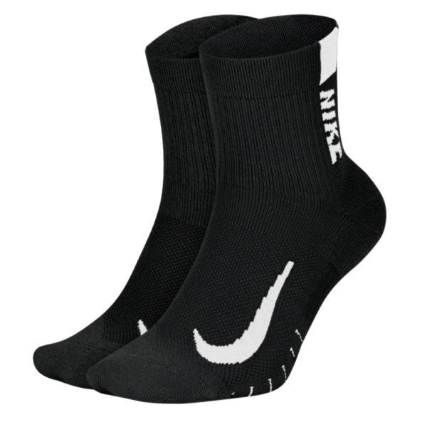 Nike Multiplier Unisex 2 Pack Running Sock Front