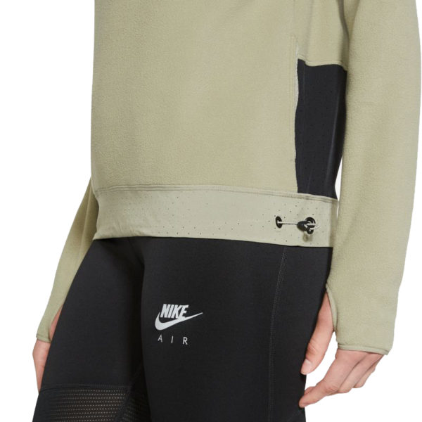 Nike Air Midlayer Women's Running Top detail