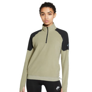 Nike Air Midlayer Women's Running Top front
