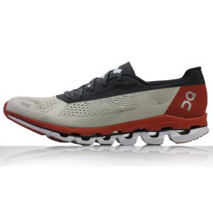 On Cloudboom Men's Running Shoe sandstorm side