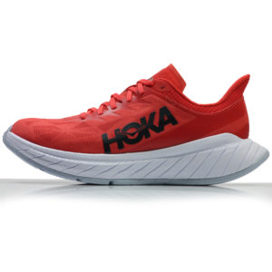 Hoka One One Carbon X 2 Men's fiesta side