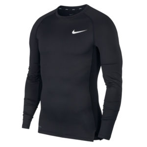Nike Pro Tight Fit Long Sleeve Men's Running Top front